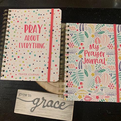 Girls Prayer Journal