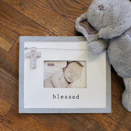 Blessed Cross Frame