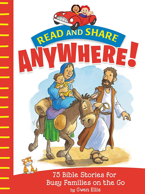 Read & Share Anywhere Book