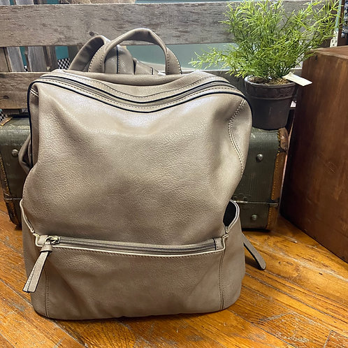 James Backpack in Clay
