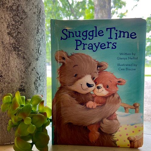 Snuggle Time Prayers Book