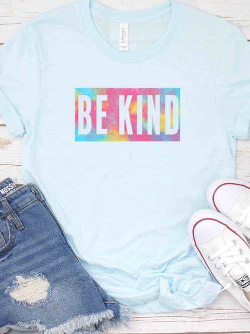 Be Kind tie dye