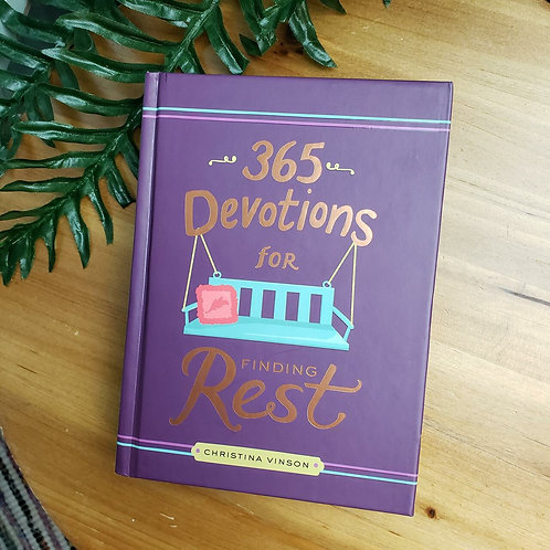 365 Devotions for Rest
