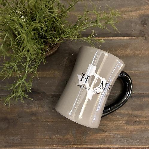 Texas Home Tankard Mug