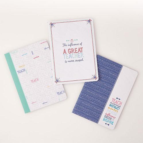 #1 Teacher Notebook Set
