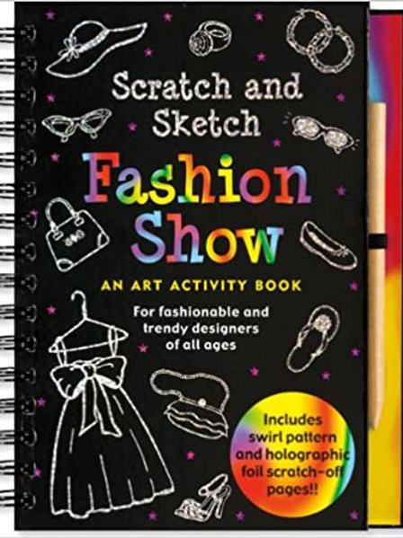 Fashion Show Activity Book