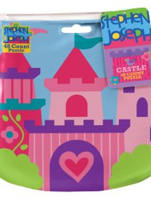 Princess & Castle Puzzle