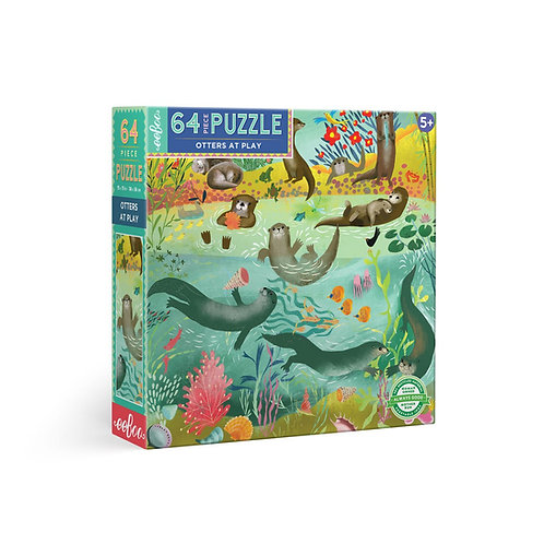 Otter Play Puzzle