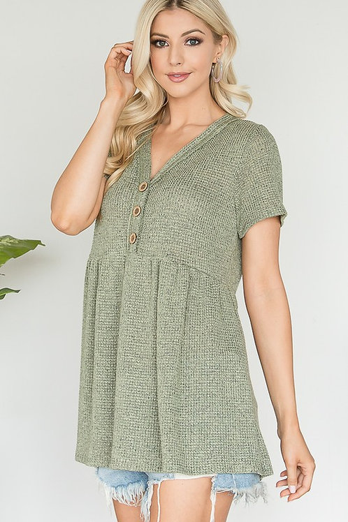 Babydoll with Buttons