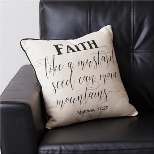 Pillow of Faith