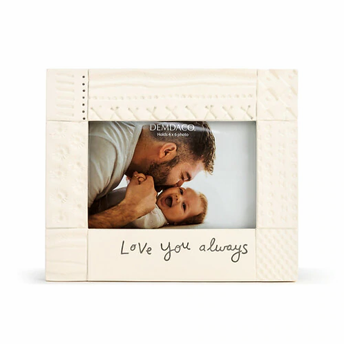 Love You Always Frame