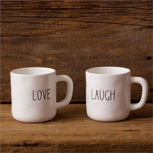 Love & Laugh Mug