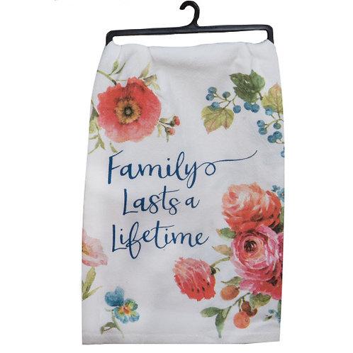 Family Lasts Towel