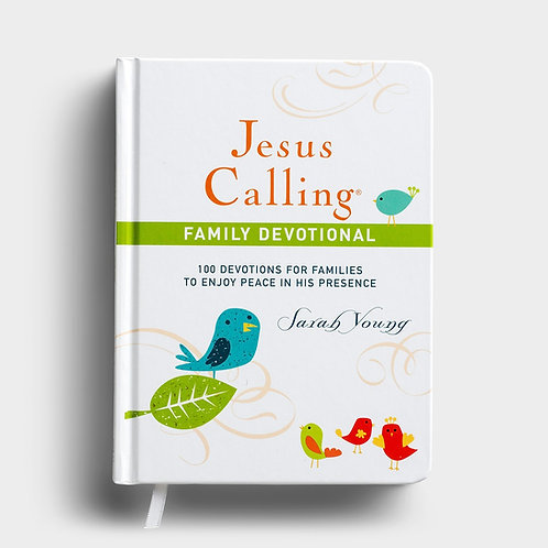 Jesus Calling for Families