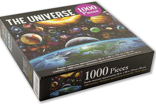 A Puzzle of the Universe