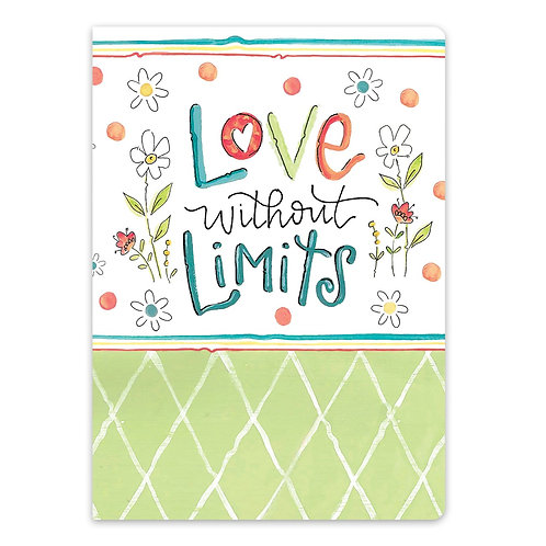 Love Without Limits Journal