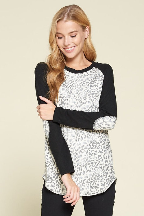 Leopard with Patches