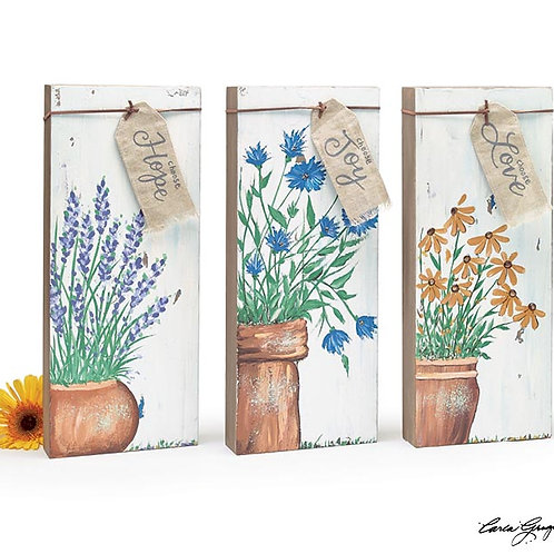 Wildflower Wall Hanging