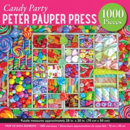 Candy Party Puzzle
