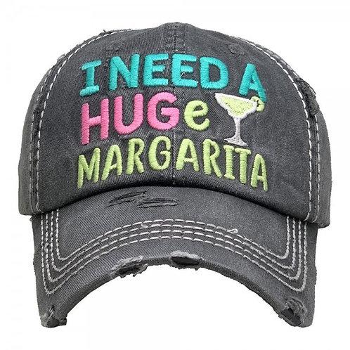 Margarita Cap