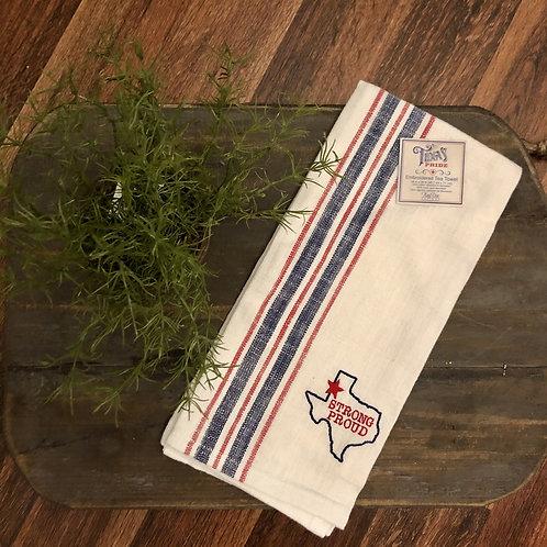 Texas Strong Towel