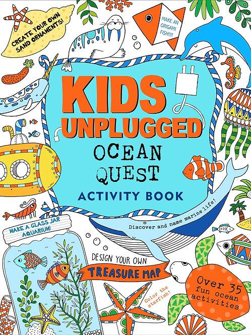 Ocean Quest Activity Book