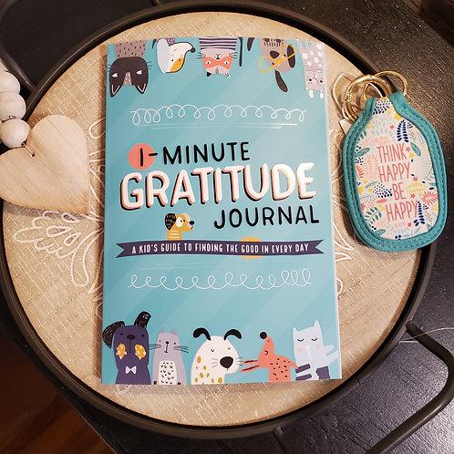 1 Minute Gratitude Journal for Kids