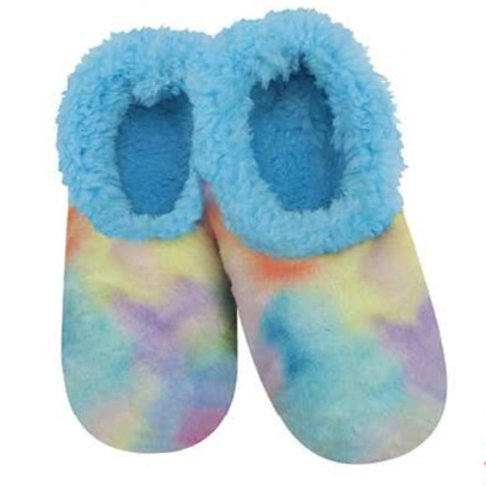 Cotton Candy Tie Dye Snoozies