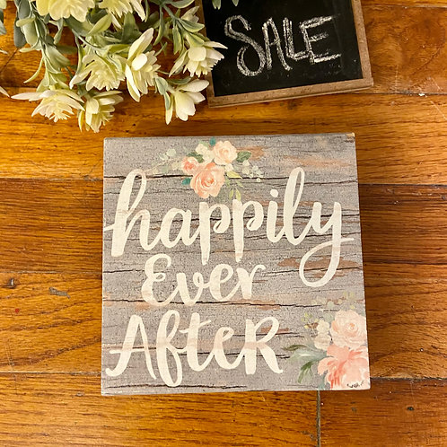 Happily Ever After Block