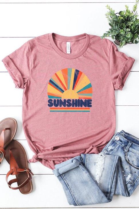 Let the Sun-Shine!