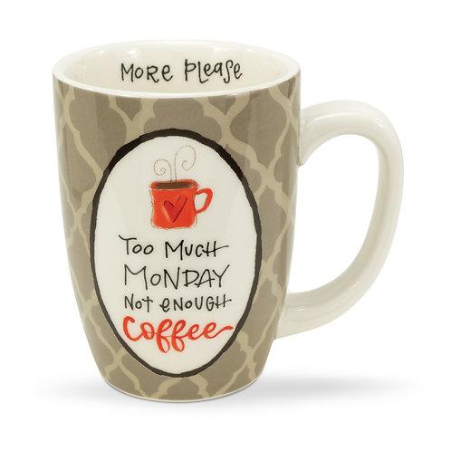 Too Monday Mug