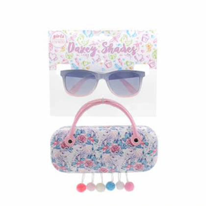 Tween Daisy Shades with Case