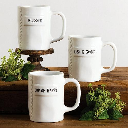 Artisan Mugs