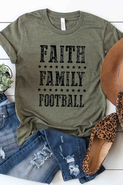 Faith - Family - Football - YEAH!