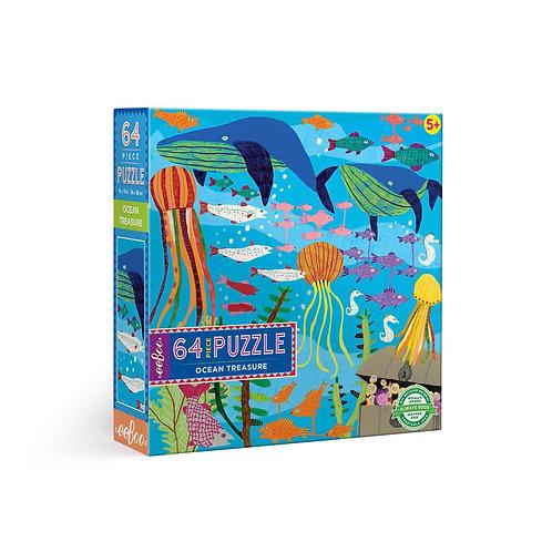 Ocean Treasure Puzzle