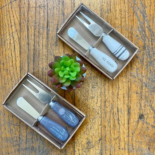 Fork & Spreader Set