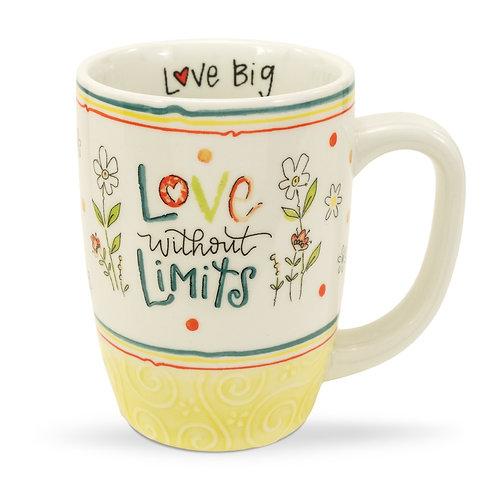 Love Without Limits Mug