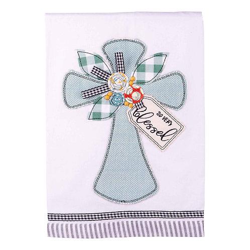 Blessed Cross Towel