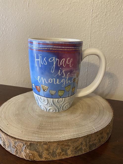 His Grace is Enough Mug