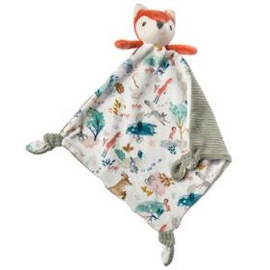Knottie Fox Blanket