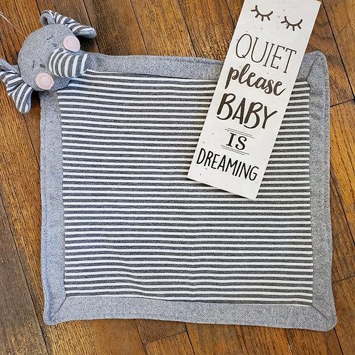 Elephant Cuddler Blanket