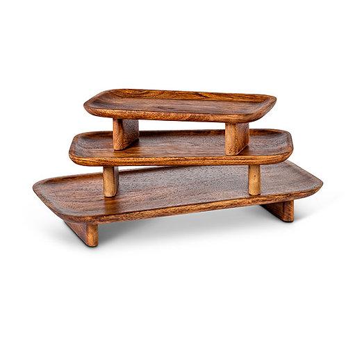 Mango Wood Riser