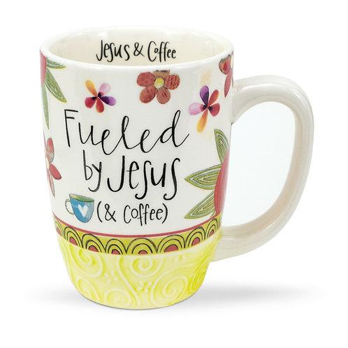 Jesus & Coffee Mug