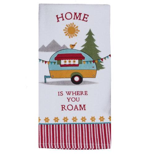 Roaming Home Towel