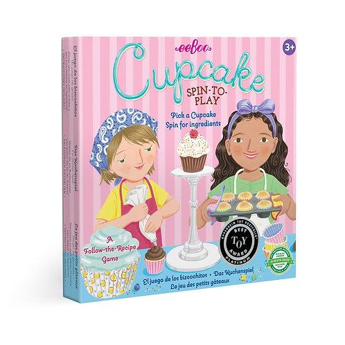 Cupcake Spinner Game