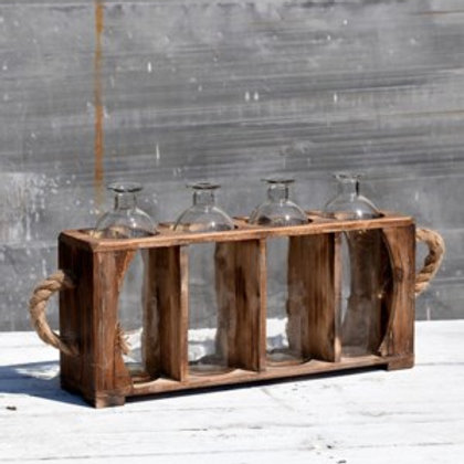 4 Bottle Crate