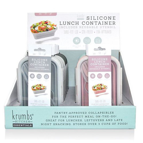 Silicone Lunch Set
