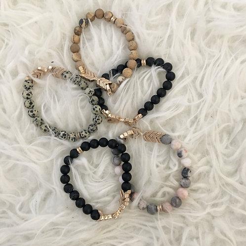 Bead Arrow Bracelets
