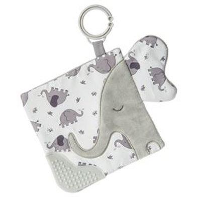 Elephant Crinkle Teether