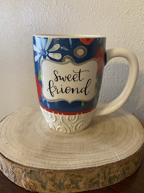 Sweet Friend Mug